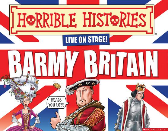 Horrible Histories Barmy Britain