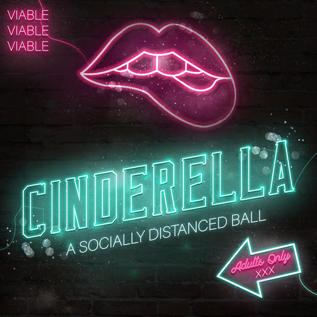 Cinderella The Socially Distanced Ball