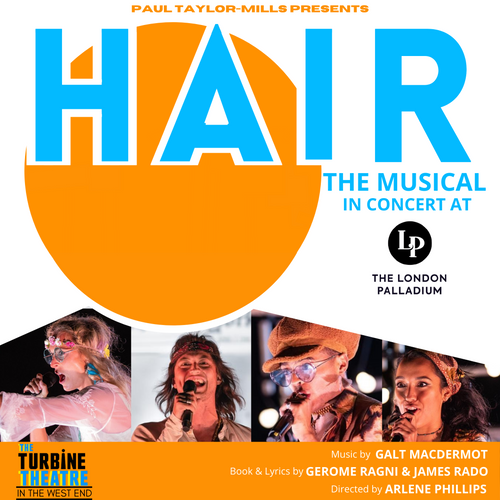 Hair The Musical in Concert at The London Palladium
