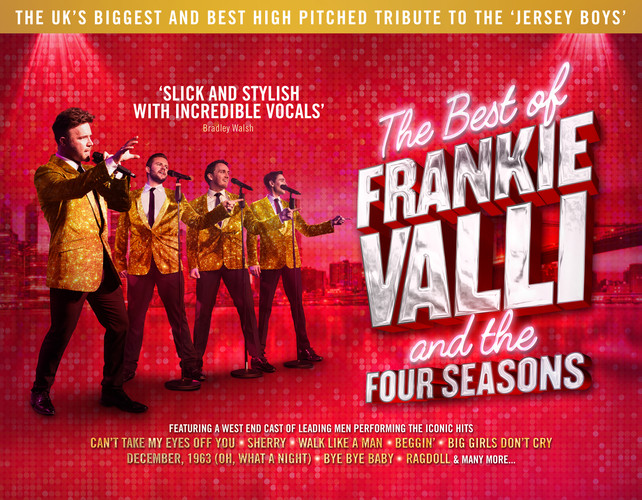 The Best of Frankie Valli and The Four Seasons