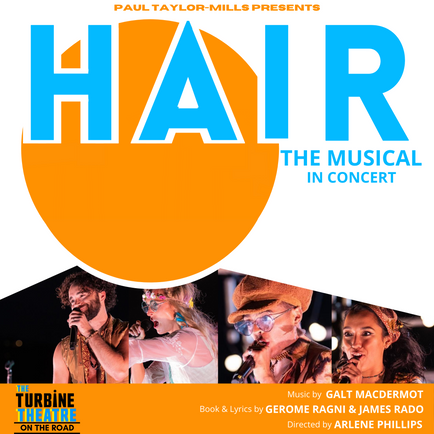Hair The Musical: In Concert at The Mayflower