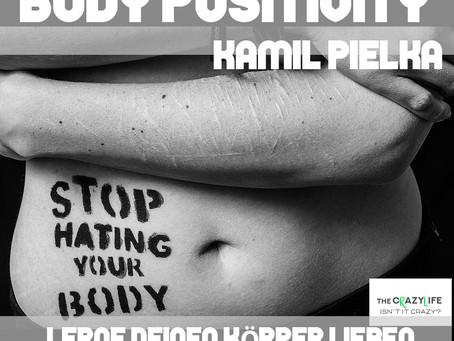 Ein Projekt eines Künstlers – BODY POSITIVITY