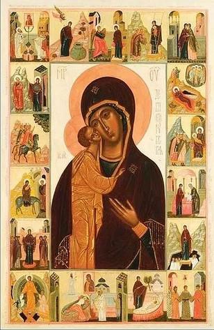 Девпетуровская икона Божией Матери