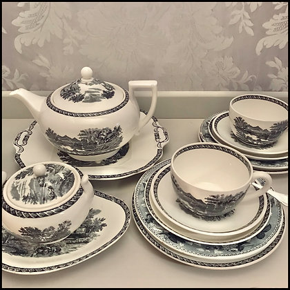 duo autour d'un thé