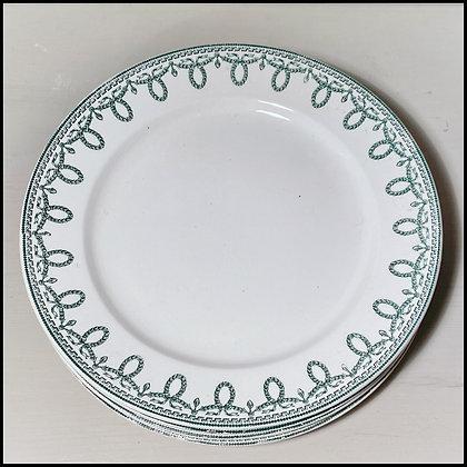 4 assiettes Keramis-La Louvière