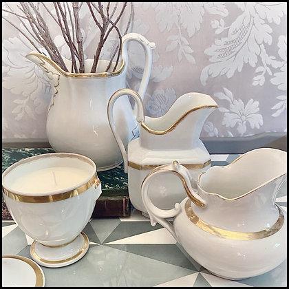 set déco porcelaine ancienne, Vieux Paris