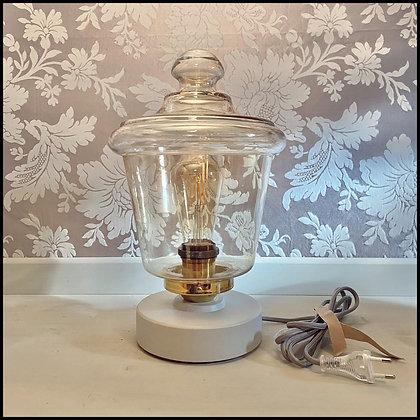 """lampe de table """"lanterne"""" vintage"""