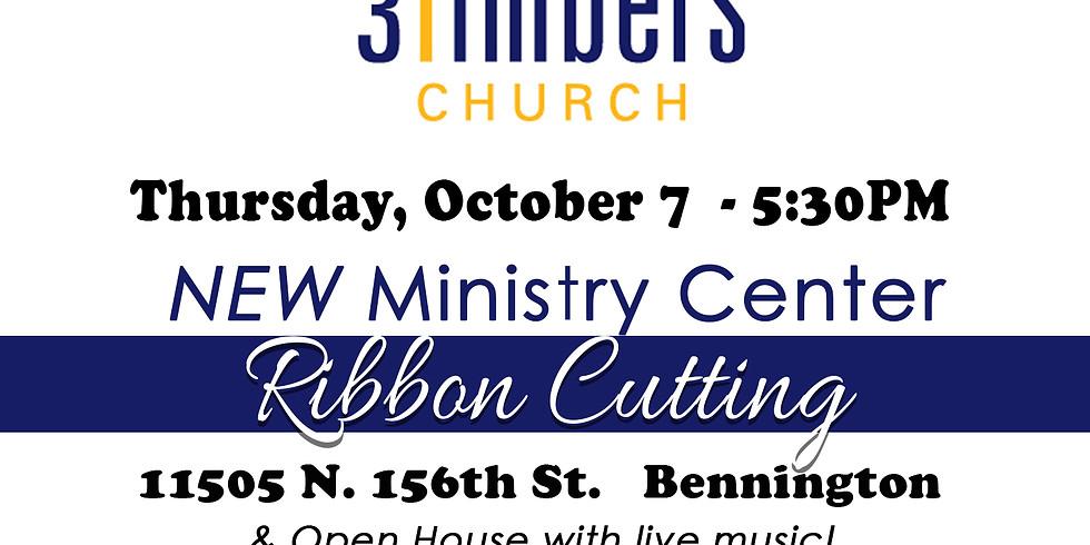 Ribbon Cutting & Open House