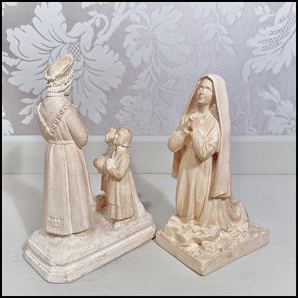 Saintes en prière