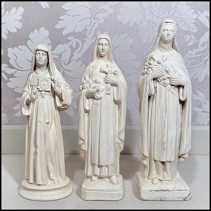 Sainte Thérèse et Sainte Marguerite-Marie