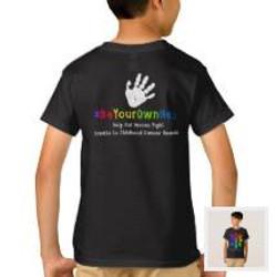 Kid's Shirt | Be Your Own Hero