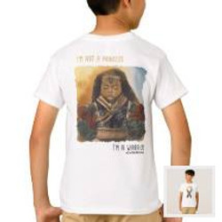 Kid's Shirt | #NotAPrincess