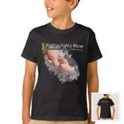 Kid's Shirt | No One Fights Alone