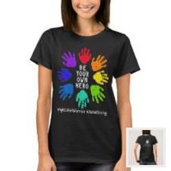 Women's Shirt | Be Your Own Hero