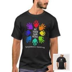 Men's Shirt | Be Your Own Hero