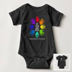 Baby Bodysuit | Be Your Own Hero