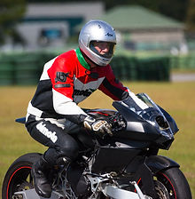 Bimota Spirit - Vyrus 986 M2 on track