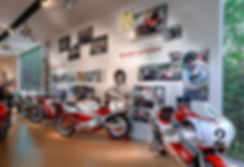Bimota Spirit Museum - racing