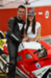 Bimota Spirit - Sean and Emily