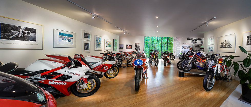 Bimota Spirit Museum - Entry