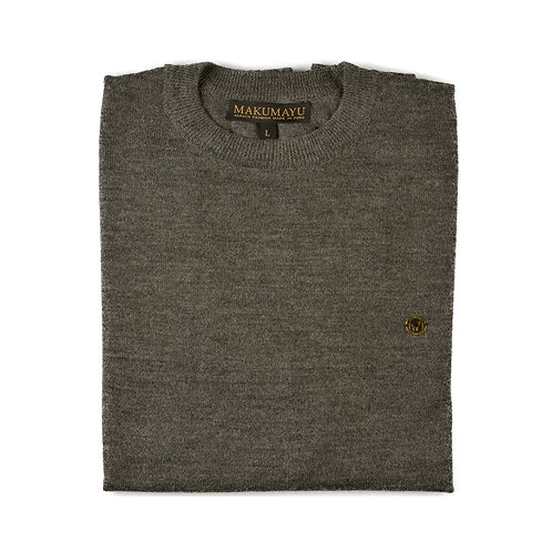 Kawasay O-Neck Pullover MEN - Grau