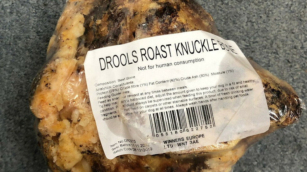 Giant Roast Knuckle Bone For Dogs