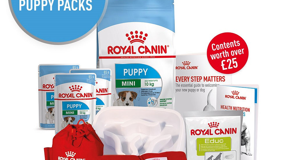 Royal Canin Puppy Pack