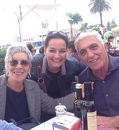 Unser Olivenöl Team in Ligurien - lernen Sie uns kennen