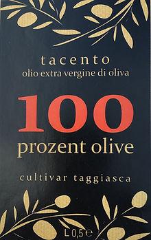 Nach der Ernte, frisches Olivenöl kaufen von tacento100 - Italien - Feinschmecker