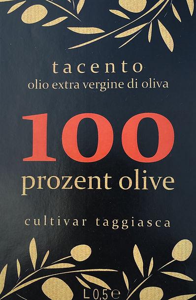 Fünf Fragen zu sehr gutem Ölivenöl - beantwortet von tacento100