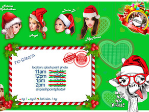 Christmas special studio day + our x-mas party!