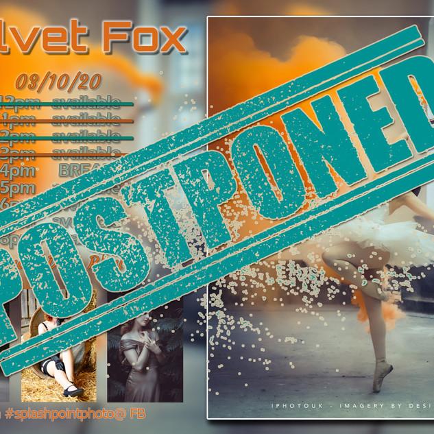 Velvet Fox Studio Day