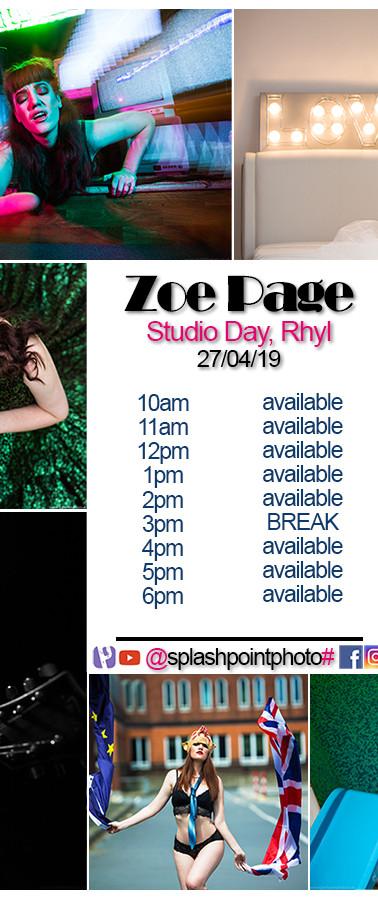 Zoe Page