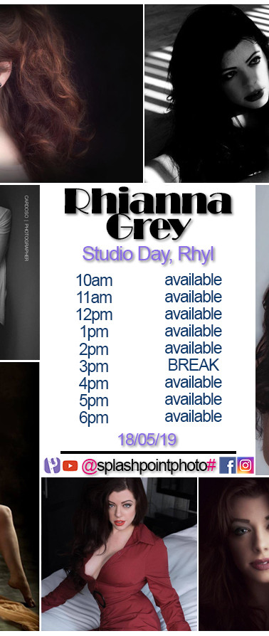 Rhianna Grey - SOLD OUT