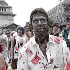 Zombiewalk Flashmob
