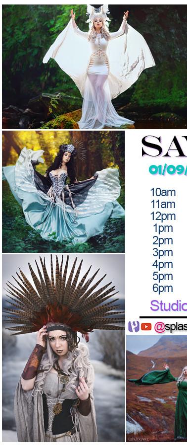 Savra Studio Day 2