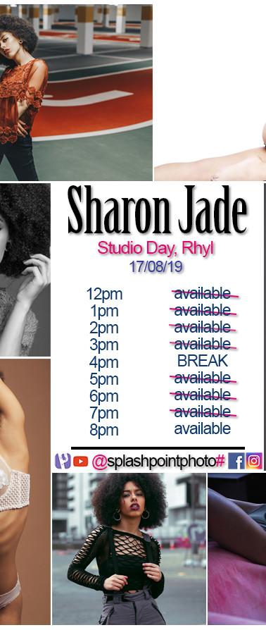 Sharon Studio Day