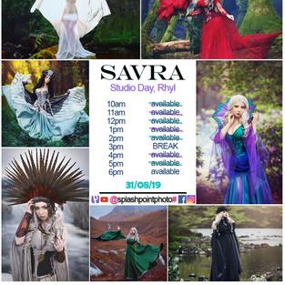 Savra Studio Day