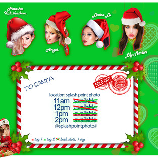 Christmas Group Shoot and Party