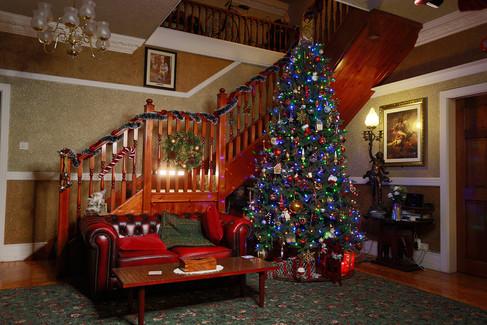 The Hall @ Christmas