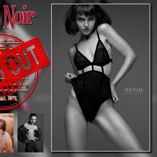 Fay Noir Studio Day