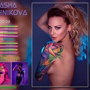 Natasha Studio Day 2