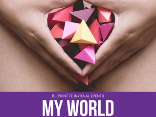 Blipoint MyWorld Exhibition in Madrid