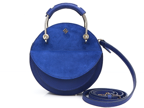 Moon Bag - Royal Blue