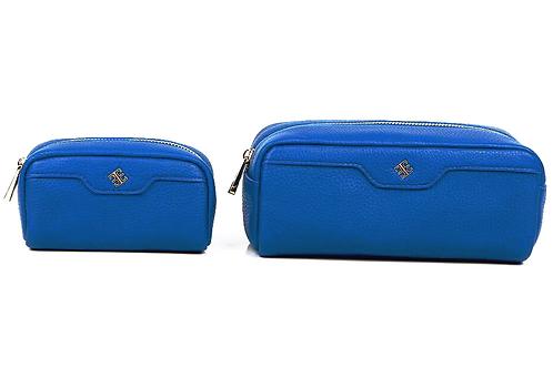 Make-up bag set - Blue