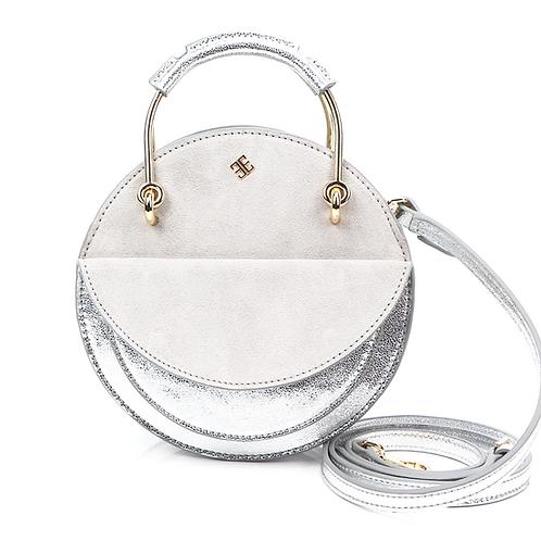 Moon Bag - Silver