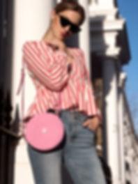 Marc Ella London Sol Pink