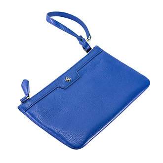 Skat Clutch - Royal Blue