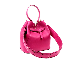 Monty Bag - Fuchsia