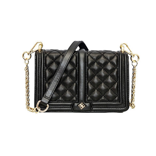 SW10 Mini Black - Quilted
